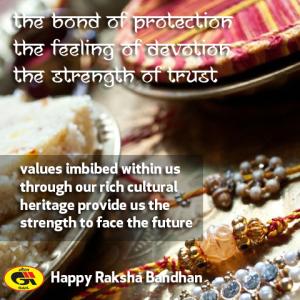 GAIL Raksha Bandhan