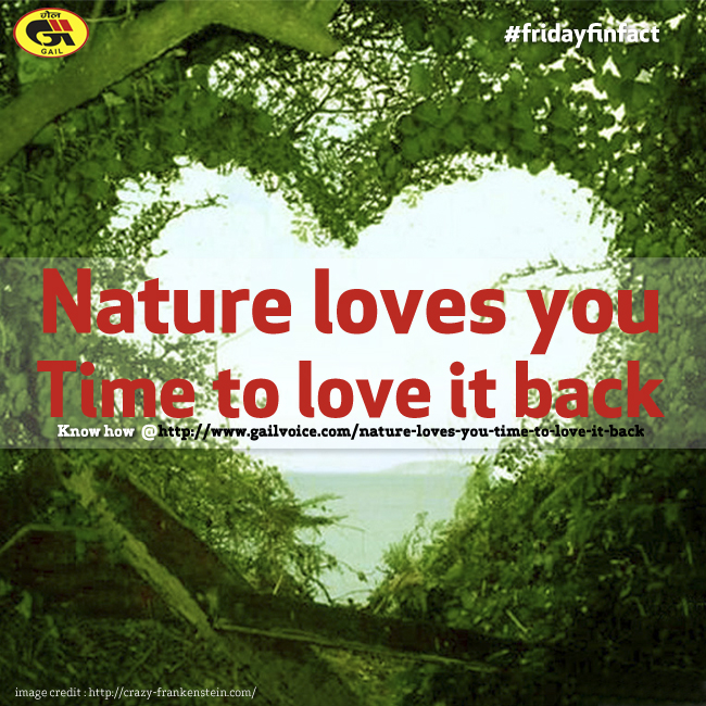 Back To Nature Quotes: Nature Loves You, Time To Love It Back