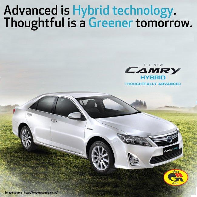 Hybrid Camry