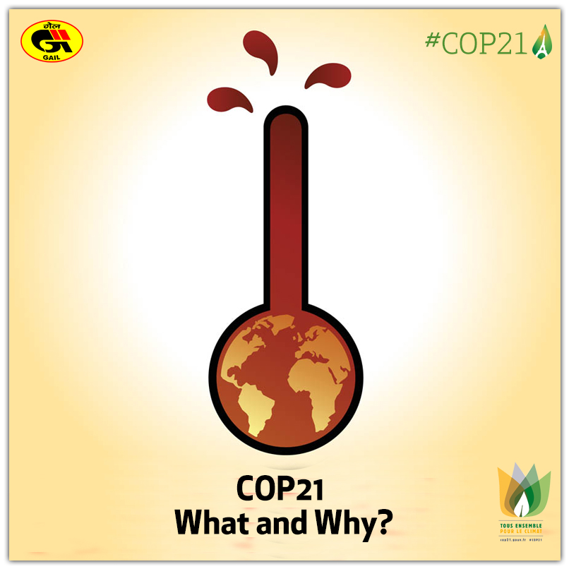 COP21 What and Why