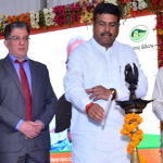 Hon'ble Union Minister Shri Dharmendra Pradhan inaugurates two CNG stations at Puri